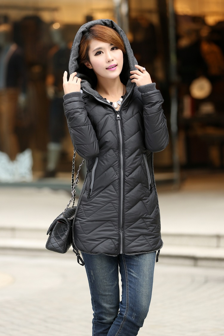 Женские Куртки Осень Зима Купить