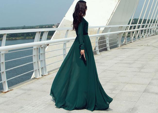 Фасоны платьев для закрытых