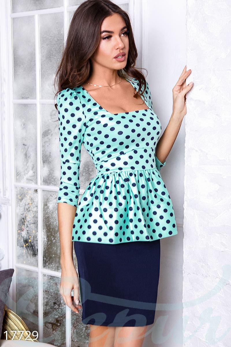 Купить Платье С Баской Недорого В Интернет Магазине