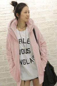 '.HH-11794#Верхняя одежда розовая .'