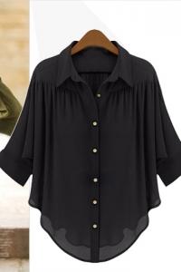 '.Рубашка черная .'