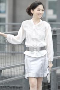 '.Рубашка белая .'