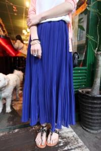 '.Длинная юбка .'