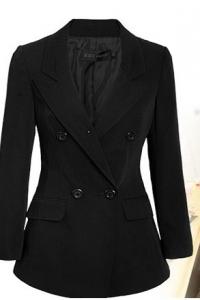 '.Стильный, удлиненный пиджак (размер S) .'