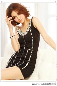 '.Платье мини .'