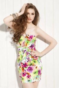 Платье фиолетовое (размер M)