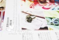Кольцо «Бронзовая роза»