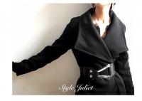 Верхняя одежда черная