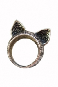 '.Кольцо Ушки .'