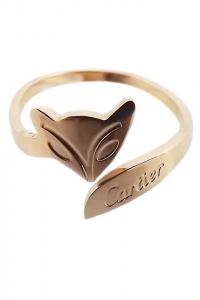 '.Кольцо Лисица .'