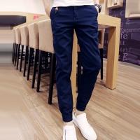 Хлопковые мужские брюки