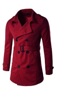 '.Легкое мужское пальто .'