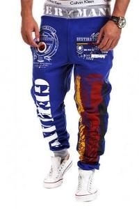 '.Цветные спортивные штаны .'