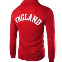 Спортивная кофта с надписью ENGLAND