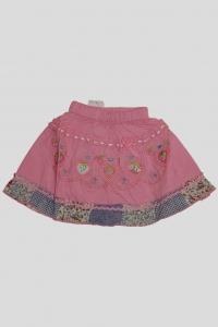 '.Юбка розовая с сердечками (2 года) .'