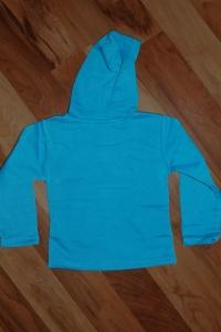 SG-F5401613#Кофта голубая для девочки, р-р 16.