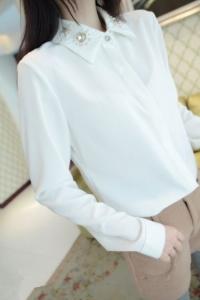 '.Белая рубашка .'