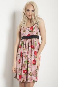 '.Молодежное летнее платье-сарафан .'