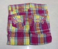 Стильные шорты для девочки (4 года)