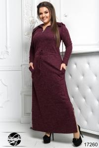 '.Платье с молнией на груди .'