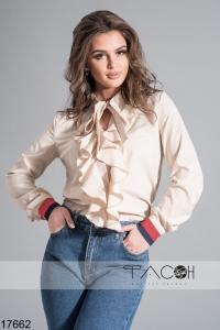 '.Блузка с рюшами .'