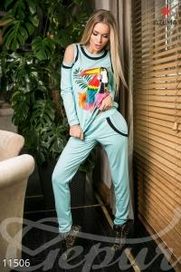 '.Яркий  и стильный спортивный костюм .'