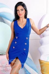 Соблазнительное платье-жилетка