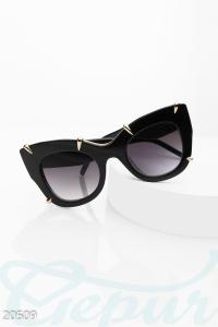 '.Солнцезащитные очки-лисички .'