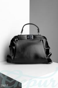 '.Однотонная женская сумка .'