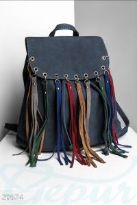 '.Цветной молодежный рюкзак .'