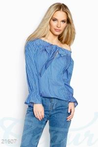 '.Легкая коттоновая блуза .'