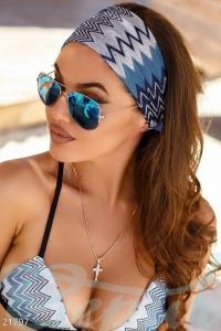 '.Летняя повязка для головы .'