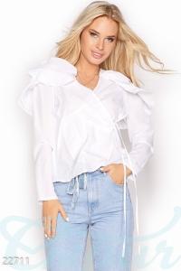 '.Свободная женская блуза .'