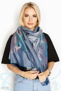 '.Двусторонний шарф палантин .'