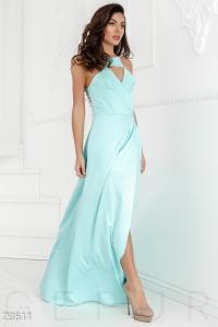 '.Выразительное вечернее платье .'