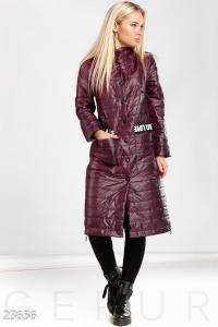 '.Тонкое демисезонное пальто .'