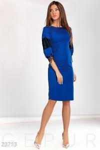 '.Изысканное облегающее платье .'