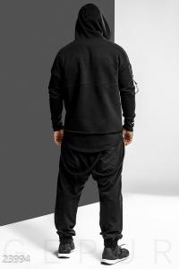Спортивные брюки с подтяжками