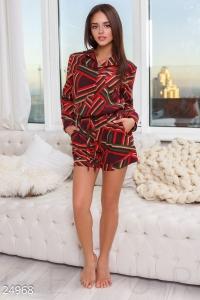 '.Комфортная женская пижама .'