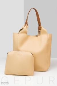 '.Вместительная сумка-шоппер .'