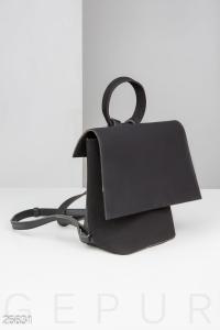 '.Городской рюкзак-сумка .'