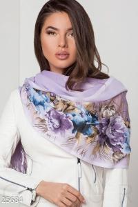 '.Элегантный шарф-палантин .'