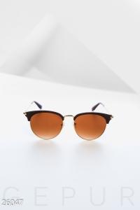 '.Декорированные женские очки .'